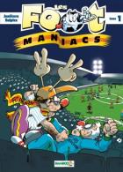 《少年足球迷》幽默漫画系列 (11册)